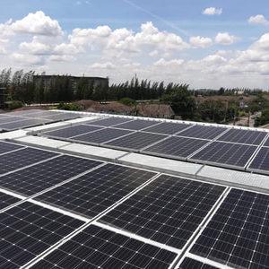 25KWP Solar Rooftop i-SmartBlack