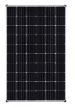 Module Efficiency: 22.25% This design is an option for all SunSmart i-Series Solar Systems
