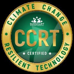 Sunsmart CCRT Emblem
